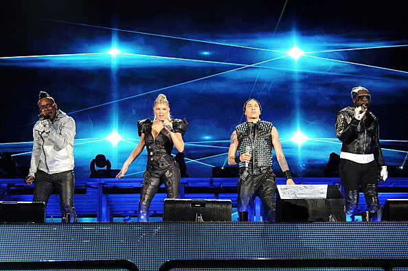 Black Eyed Peas (Dimitrios Kambouris/Getty Images)
