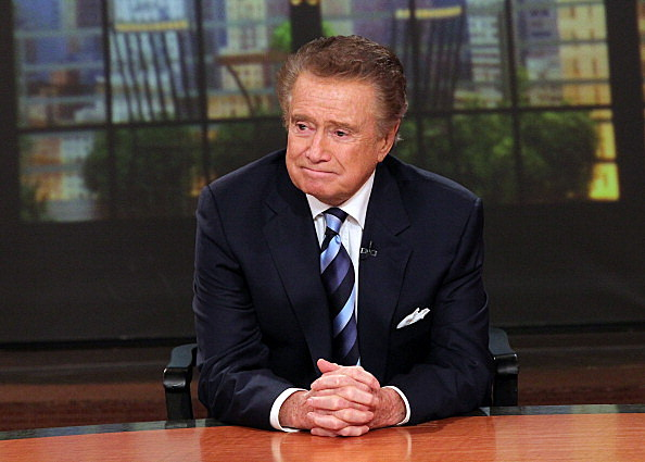 Regis Philbin Press Conference