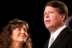 """Michelle and Jim Bob Duggar of """"19 and Counting"""""""