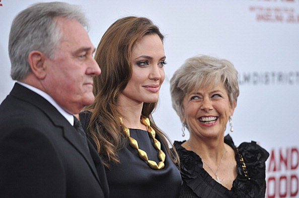 Angelina Jolie and Brad Pitt's Parents