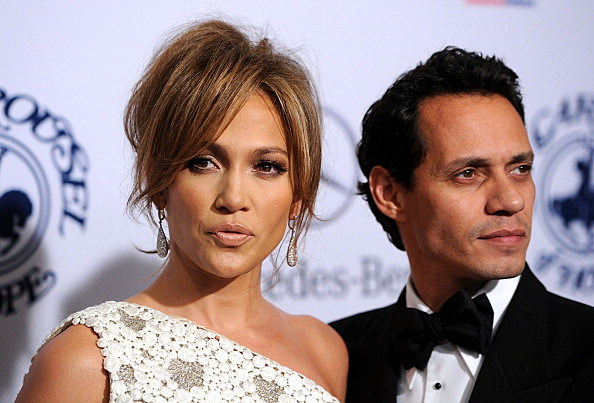 It s getting nasty between j lo and marc anthony