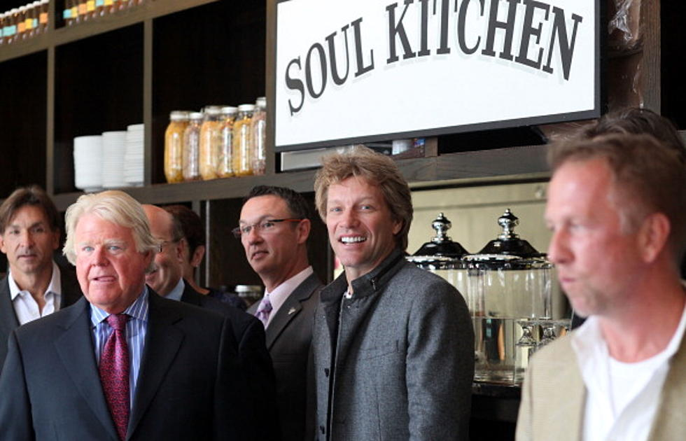 jon bon jovi soul kitchen announces 3rd annual chili cook off - Jon Bon Jovi Soul Kitchen