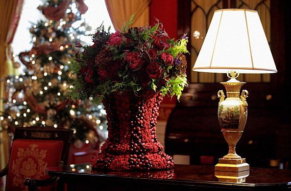 indoor holiday decorations