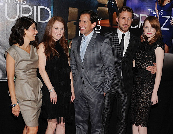 Crazy Stupid Love Cast