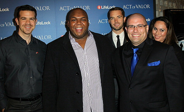 cast of 'Act of Valor'