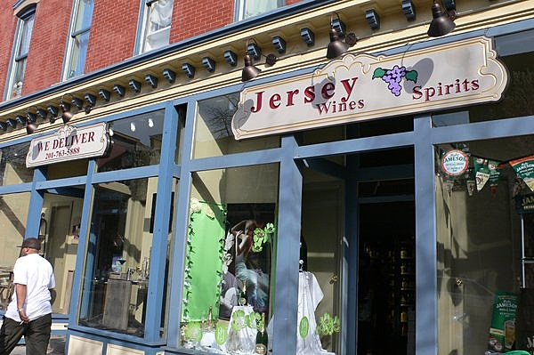 jersey wine and spirts