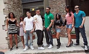MTV's Jersey Shore cast