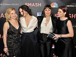 "NBC Entertainment & The Cinema Society With Volvo Host The World Premiere Of ""Smash"" - Inside Arrivals"