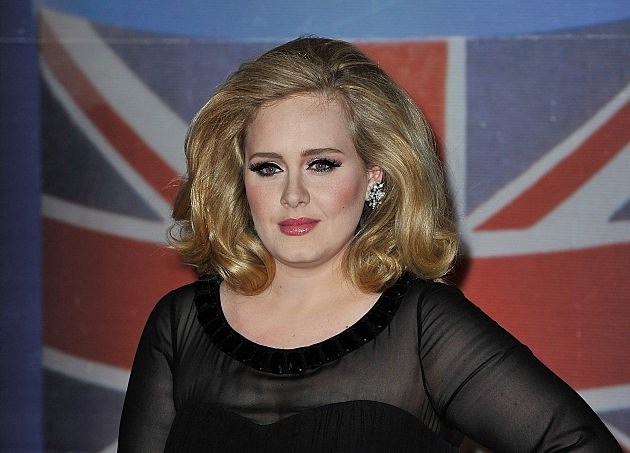 The BRIT Awards 2012 - Adele
