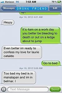 4am text