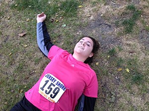 Laurie Cataldo After 5k
