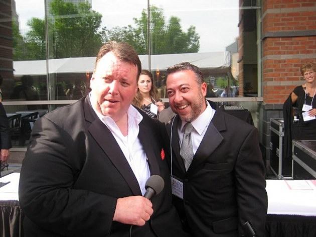 Lou and Big Joe
