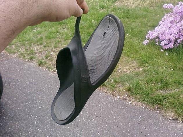 Lou's flip-flop