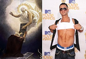ten commandments jersey shore
