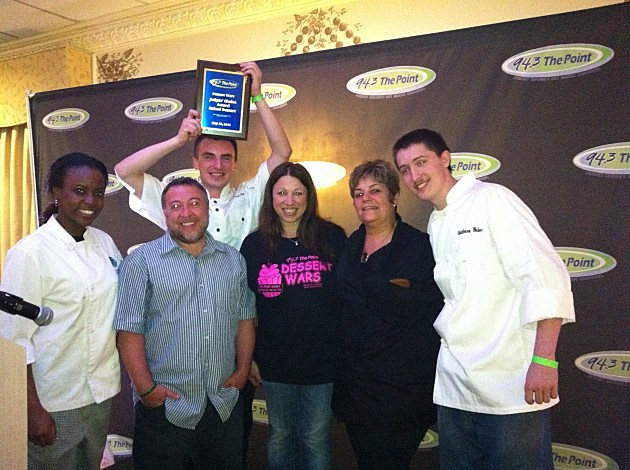 Dessert Wars Judges Winner