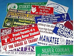 Honor Bumper Stickets