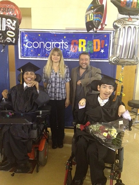 Schroth School Graduation