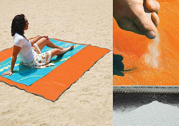 Sandless Beach Towel