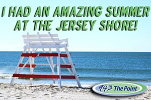 Amazing summer at the Jersey Shore