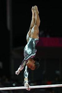 Gabby Douglas - Olympics Uneven Bars Final