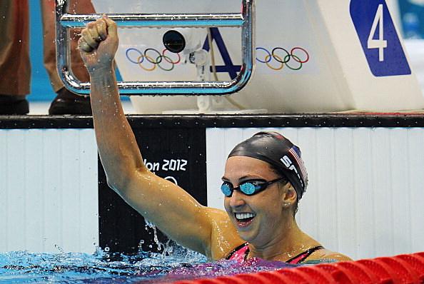 Rebecca Soni World Record