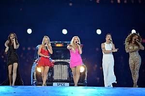 Spice Girls Reunion - Olympic Games Closing Ceremony