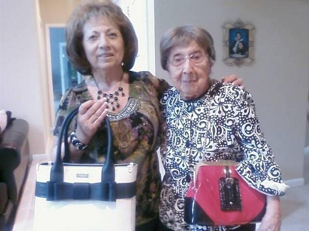 Mom and Nana