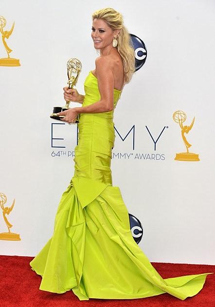 Julie Bowen Emmys Dress