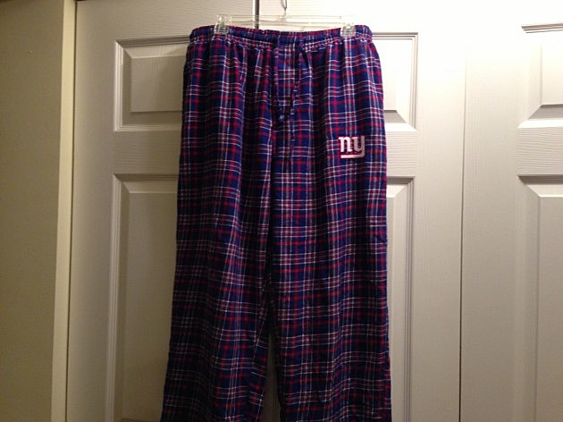 Giants pajamas