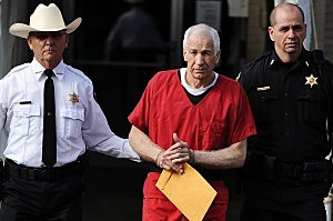 Jerry Sandusky Sentenced In Child Sex Abuse Case