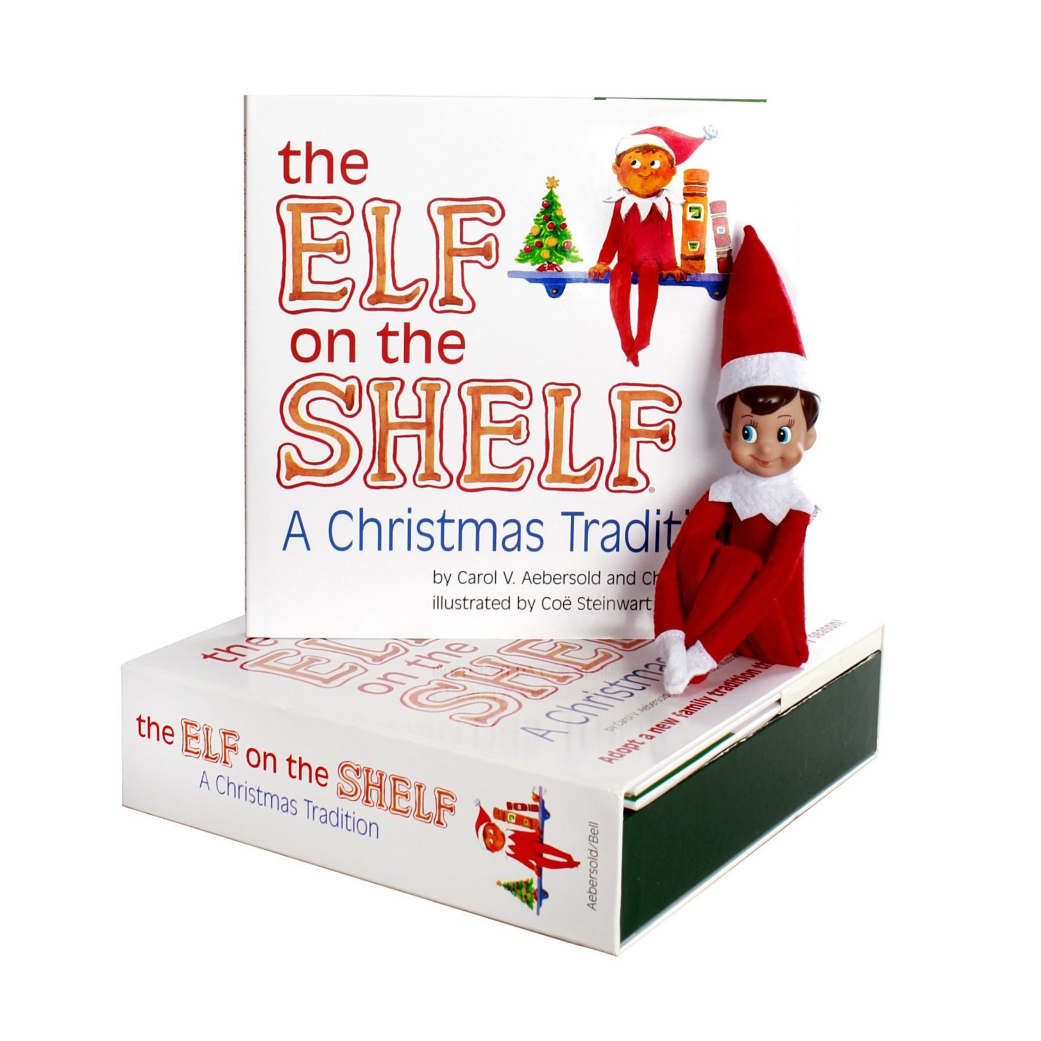 The Elf on the Shelf Puts the Creepy in Christmas