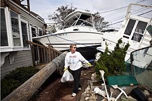 Highlands after Hurricane Sandy
