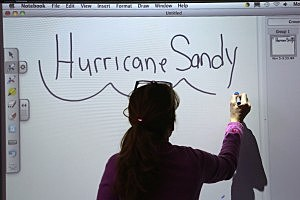 Schools need help after Superstorm Sandy