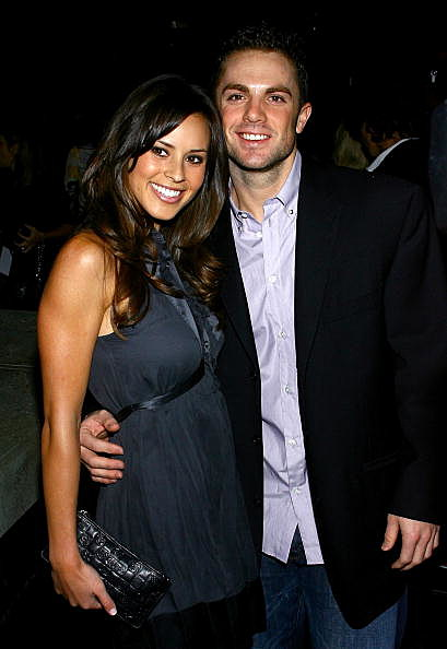 Molly Beers and David Wright