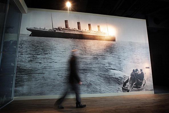 photo of Titanic