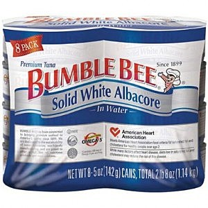 Bumble Bee Tuna recalled