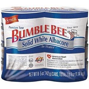 Bumble Bee Tuna recalled