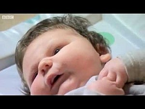 Woman Gives Birth to Amazingly Large Baby