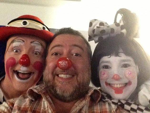 Ringling Bros. clowns