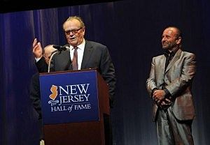 3rd Annual New Jersey Hall Of Fame Induction Ceremony - Show