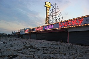 Lucky Leo's in Seaside Heights