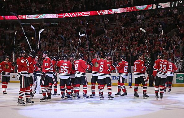 Minnesota Wild v Chicago Blackhawks - Game Five