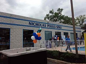Nicholas Pools in Toms River