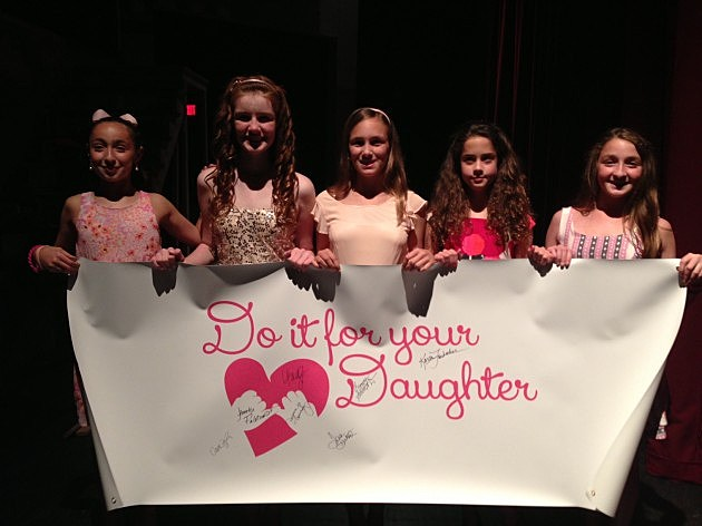 Do It For Your Daughter Campaign