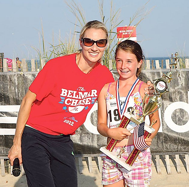Fastest Girl in Belmar