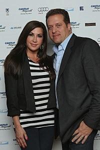 Jacqueline and Chris Laurita