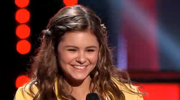 Jacquie Lee on NBC's The Voice