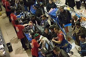 Major Retailers Begin Black Friday Sales Thanksgiving Night
