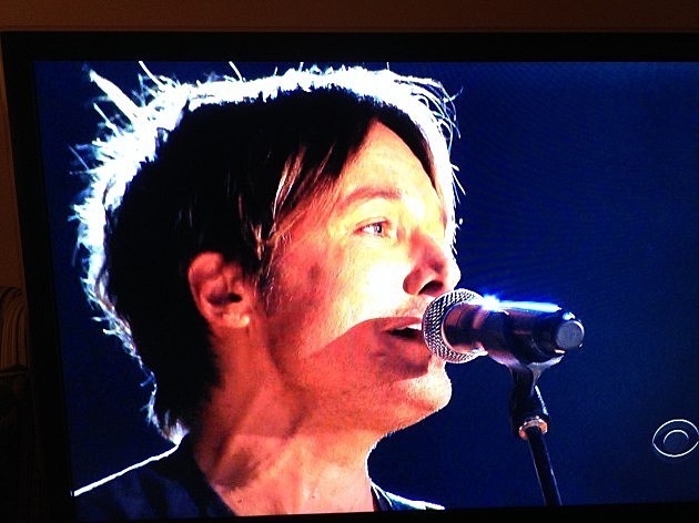 Keith Urban new haircut