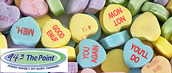 Honest Valentines 4 - Honest Candy Hearts